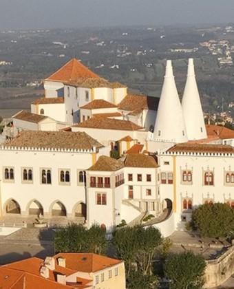 Palácio da Vila de Sintra, Sintra, Portugal