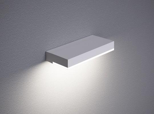 aplique a46 solid light. Black Bedroom Furniture Sets. Home Design Ideas