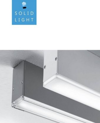 SURFACE CEILING LIGHTING FIXTURE P6