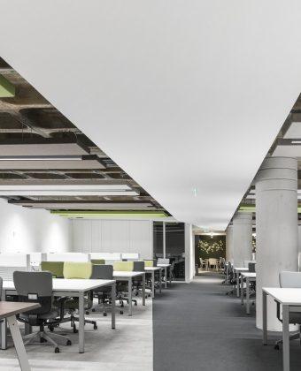 EVERIS OFFICE, LISBON, PORTUGAL