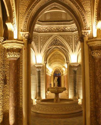 MONSERRATE'S PALACE, SINTRA, PORTUGAL