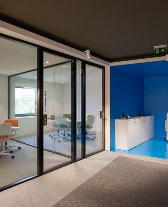 Novos escritórios da Actuasys, na Maia